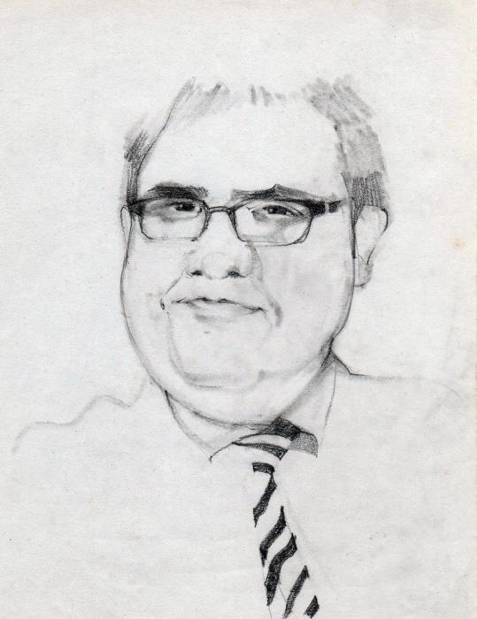 Florentino Fernández by poliyol
